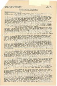 Abdruck der Osterdenkschrift im Evangelischen Pressedienst der Schweiz (EPD) am 14. Juli 1943 (Nr. 28, S. 4-5).